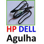 Cabo De Reparo Do Carregador Fonte Hp Compaq Plug Largo 5.0