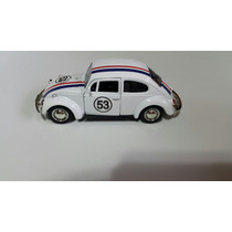 Vw Fusca Herbie Escala 1.38 Custom.11cm.rmz City Vw 1300.new