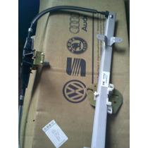 Maquina Vidro Manual Gol Bola Special 2 Porta Original Vw Le