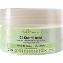 Left Hair Care - Fruit Therapy Lima Da Pérsia Máscara 250 G
