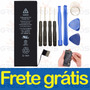 Kit Bateria Iphone 5s Original 1560mah + Kit Ferramentas