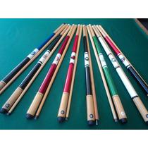 Taco De Rosca P/ Bilhar/ Snooker/ Sinuca C/ Capa Novo