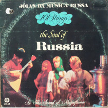 Lp (320) Vários - 101 Strings - The Soul Of Russia