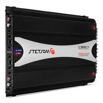 Módulo Stetsom V1300.4 Venom 400w Rms 4 Canais Amplificador