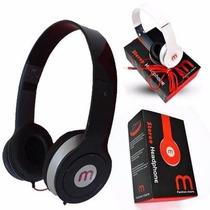Fone De Ouvido Mex Beats Mix Style Neymar Headfone P/ Mp3 Pc