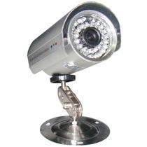 Camera De Vigilancia Cftv Noturna 36 Leds 30mts 600 Linhas