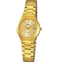Relógio Casio Ladies Gold Ltp1170n-9a
