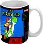 Caneca Personalizada Super Mario World Super Nintendo