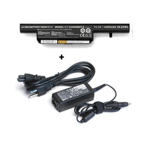 Kit Carregador + Bateria C4500bat-6 Itautec A7520 A7420