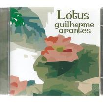 Cd Guilherme Arantes - Lótus Novo,origin,lacrado