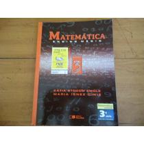 Livro Escolar Matemática, Ensino Médio, 3ª Série