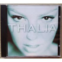 Cd Importado Thalia - Amor A La Mexicana * Lacrado Raridade