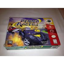 Penny Racers (nintendo 64, 1999) Original E Completa
