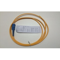 Patch Cord Fibra Óptica Sc/upc Single Mode Simplex 3.0mm