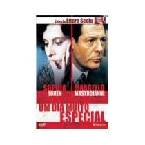 Um Dia Muito Especial Dvd Original Ettore Scola Raro