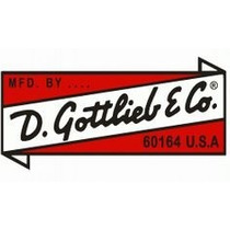 Pinball Fliperama Eletromecanico Gottlieb - Taito Peças