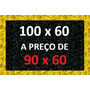 Promoção Tapete Personalizado Em 100x60 A Preço De 90x60