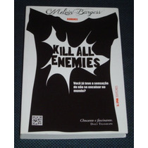 Kill All Enemies Melvin Burgess Romance Livro Novo