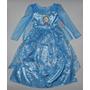 Vestido Fantasia Frozen Elsa - Original Disney Store