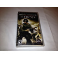 Medal Of Honor Heroes (psp, 2006) Lacrado P/colecao