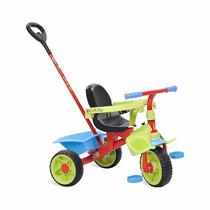 Triciclo Smart Plus - Triciclo Infantil Bandeirante