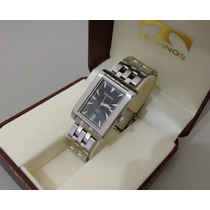 Relógio Technos Steel Satm Original
