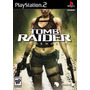 Tomb Raider Underworld Game Jogo De Ps2 Original Lacrado