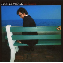 Cd Boz Scaggs Silk Degrees [eua] Novo Lacrado