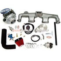 Kit Turbo Gm - Opala 6cc Com Turbina