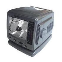 Mini Tv 5.5 Preto E Branco Com Rádio Am/fm Monitor