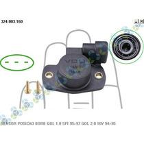 Sensor Posição Borboleta Santana 1.8 8v 93/95 - Vdo