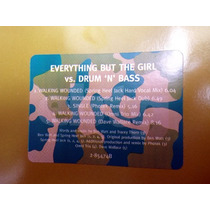 Cd Single Importado Everything But The Girl Vs Drum N Bass