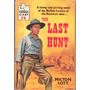 Pockt Book The Last Hunt Milton Lott