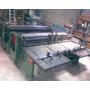 Máquina Fazer Caixas De Papelão Ondulado + Impressão 2 Cores