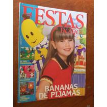 Faça Fácil Festa - Bananas De Pijamas.três Porquinhos.hallow