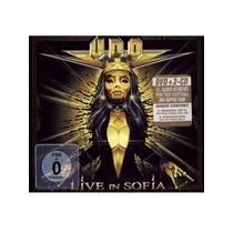 Box Udo Live In Sofia [cd+dvd, Special Edition, Box Set]