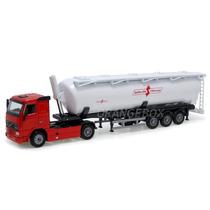 Caminhão Fh12 Volvo Cisterna Cimento Bascul Joal 1:50 352m