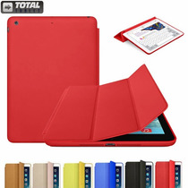 Smart Cover Premium + Película Anti Impacto Apple Ipad 5 Air