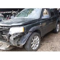 Land Rover Freelander 6cc 2005 - Sucata Motor/caixa/lataria