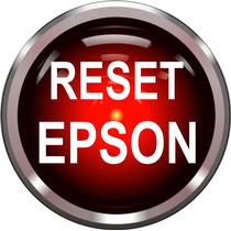 Reset Epson T24 T25 T50 T1110 - Gratis Limpeza Das Almofadas