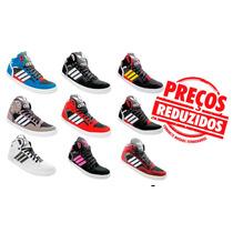 Adidas Botinha Pronta Entrega Cano Alto Basqueteira Extaball