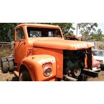 Scania 110 Sucata Tem Documento - Caminhão Cavalo Mecânico