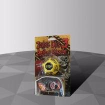 Zombie Dice 3 - Onibus Escolar - Dice Game - Em Português