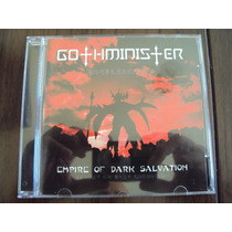 Gothminister - Empire Of Dark Salvation - Hellion