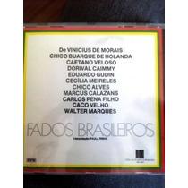 **fados Brasileiros** **com Paula Ribas** **cd**