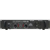 Amplificador Potência Profissional Ciclotron W Power Ll 2200
