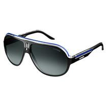 Óculos Carrera Speedway 93d Black Blue White Pronta Entrega