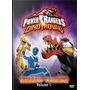 Dvd Original Do Filme Rangers Dino Trovão - Triunfo Triássic