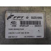 Modulo De Injeção Fiat 1.4 Palio Siena Strada 55251995