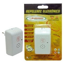 Repelente Eletronico P/ Repelir Mosquido Pernilongos